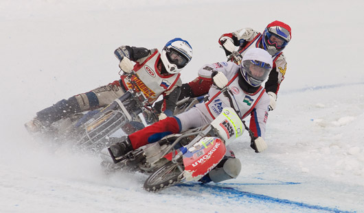 Ижевчане могут увидеть зрелищные гонки на мотоциклах