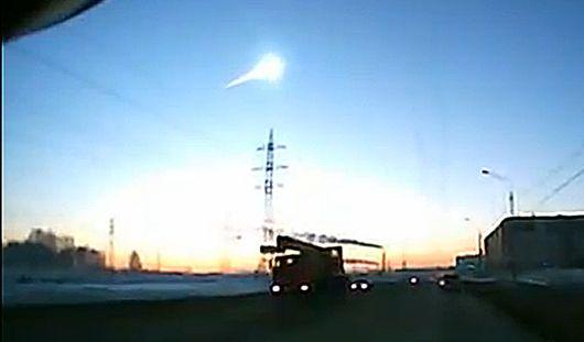 Ижевский астроном: Над Челябинском взорвался не метеорит