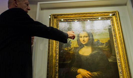 Существует вторая «Мона Лиза» Леонардо да Винчи