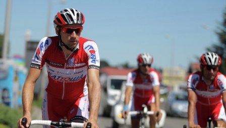 Российская велокоманда «Катюша» вернулась в большой спорт