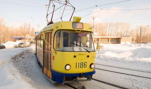 В Ижевске появится удмуртский трамвай