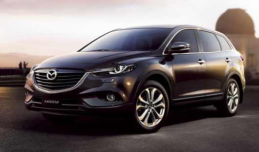 Новинки компании Mazda прибыли в Ижевск