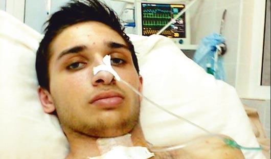 16-летнего Сергея, умиравшего от пневмонии, спасли всем Ижевском