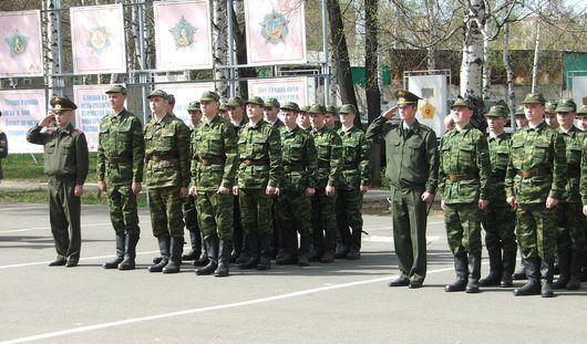 Студентов военных кафедр будут отправлять в армию?
