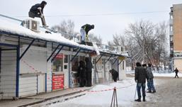 Муниципальная милиция продолжит борьбу за чистоту Ижевска