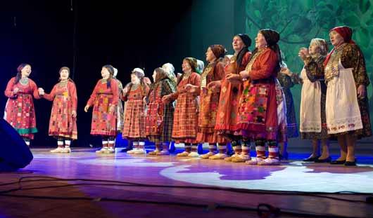 «Бурановские бабушки» на концерте в Ижевске собрали полмиллиона рублей на строительство церкви