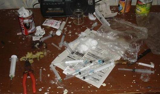 В Удмуртии прикрыли дезоморфиновый наркопритон