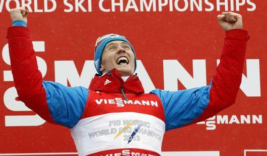 Россияне выиграли командный спринт на чемпионате мира по лыжным гонкам