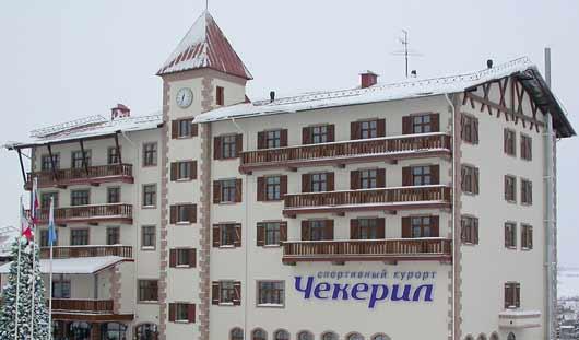 Аквапарк построят на территории спорткомплекса «Чекерил» в Ижевске