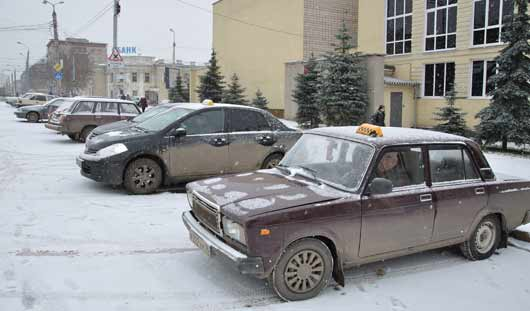 Цены в такси Ижевска колеблются от 11 до 15 рублей за километр