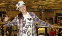 Знай наших: студентка представит Ижевск на ТВ-шоу «Большие танцы»