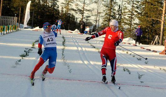 Спортсмен-паралимпиец из Удмуртии стал чемпионом по лыжным гонкам