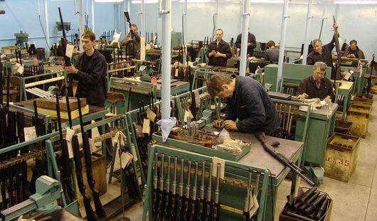 «Ростехнологии» определятся с концепцией создания концерна «Калашников» до апреля