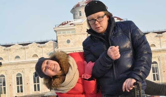 Юмористы из Ижевска отправились в Москву, чтобы стать резидентами Comedy club