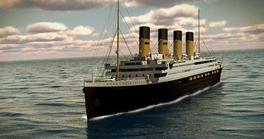 Миллиардер из Австралии строит второй «Титаник»