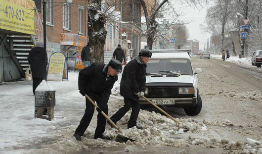 В первые дни весны в Ижевске заметно похолодает