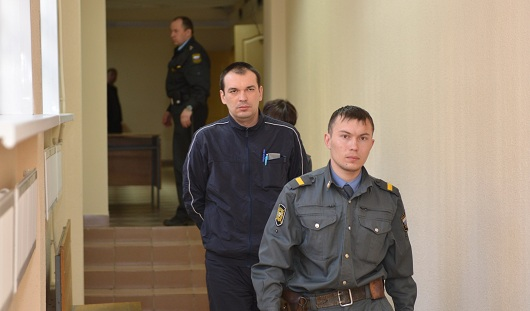 Алексей Татаркин, обвиняемый в убийстве Екатерины Гуровой, рассказал, как убивал жену