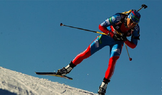 Россиянин Александр Логинов завоевал «бронзу» в гонке преследования