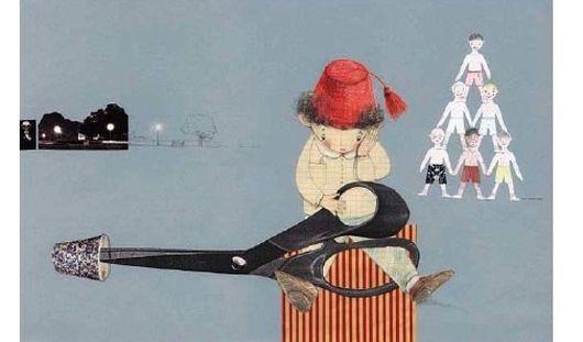 Эстонские художники привезут в Ижевск иллюстрации к «Сказкам братьев Гримм»