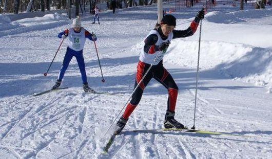 Юные спортсмены из Удмуртии завоевали две серебряные награды в лыжных гонках