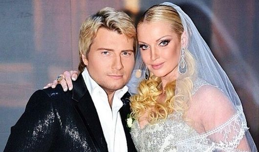 Анастасия Волочкова «вышла замуж» за Баскова