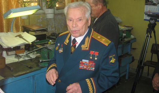 «Ижмаш» предложил Калашникову более 1,5 млн рублей за использование его имени
