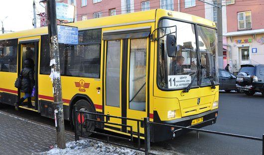 В России общественный транспорт оборудуют видеорегистраторами