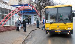 В мартовские праздники автобусы в Ижевске будут ходить реже