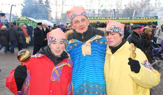 Народная Масленица пройдет в парке Космонавтов Ижевска