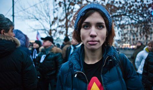 Участница Pussy Riot  подала ходатайство о досрочном освобождении