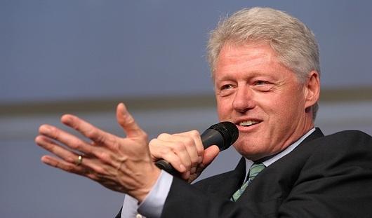 Билл Клинтон хочет разрешить геям вступать в брак