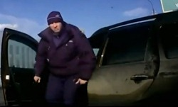 Нападение на водителя в Ижевске: пострадавший написал заявление в полицию
