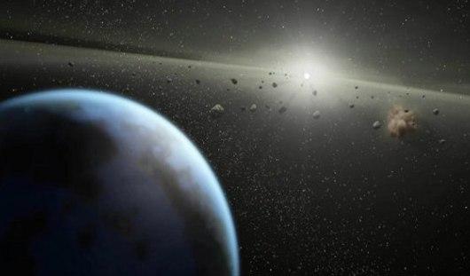 Мимо Земли пролетел астероид размером с городской квартал