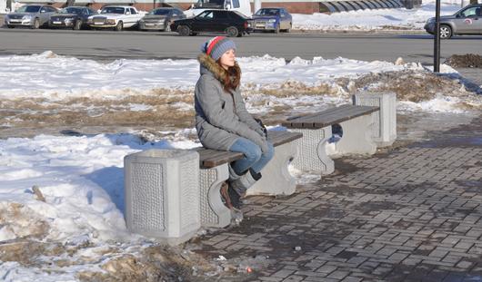 Когда в Ижевск придет весна?