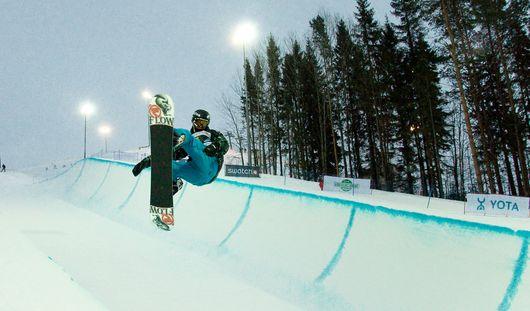 В Удмуртии пройдет Кубок Европы по сноубордингу