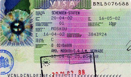 Россияне смогут ездить в Европу без виз