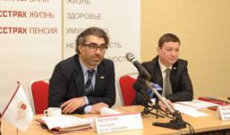 Президент Группы компаний РОСГОССТРАХ с рабочим визитом посетил филиал в Удмуртии