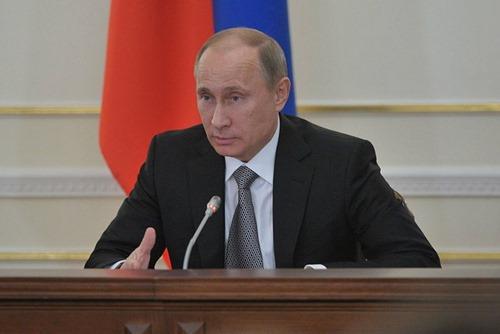 Путин решил возродить нормативы ГТО