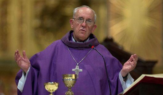 Новый папа римский в свое время признал, что уважает права геев