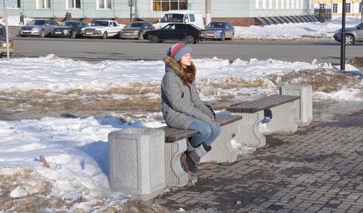 Какой будет весна в Ижевске?
