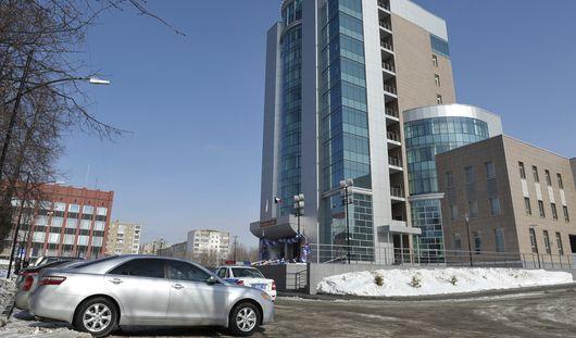 Новое здание Верховного суда открыли в Ижевске