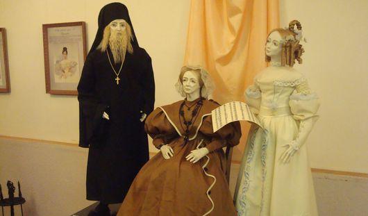 Выставка кукол семьи Чайковских открылась в Ижевске