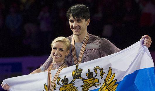 Первое за четыре года «золото» завоевали российские фигуристы на чемпионате мира в Канаде