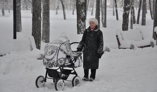 На неделе в Ижевск снова придет похолодание