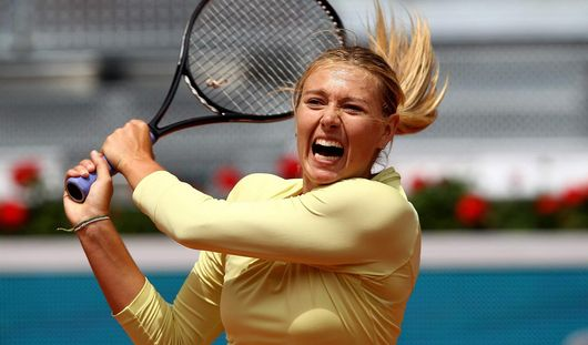 Мария Шарапова стала второй ракеткой мира
