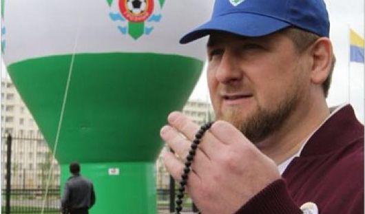 Глава Чечни Рамзан Кадыров обозвал футбольного судью «козлом»