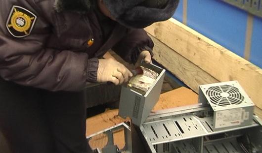 Ижевские сотрудники полиции изъяли наркотиков на 2,5 миллиона рублей