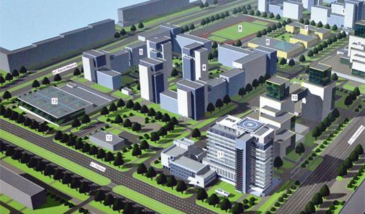 Частный сектор напротив Администрации Ижевска заменят многоэтажки