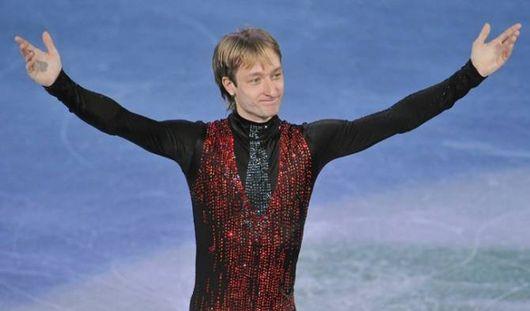 Фигурист Плющенко планирует уйти из спорта сразу после сочинской Олимпиады