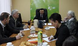 Ижевчане высказали свои пожелания руководству Удмуртского отделения Сбербанка России